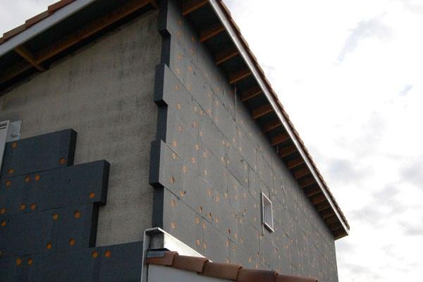 Costamagna : Matériaux : 2 en 1 : Isolation par l'extérieur