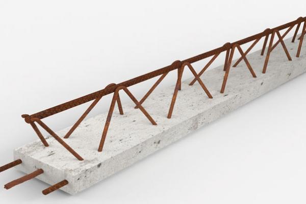 Costamagna : Matériaux : Les planchers - Une longue histoire